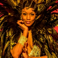 Photo Flash: Tymisha Harris is Josephine Baker in JOSEPHINE from Orlando Shakes Photos