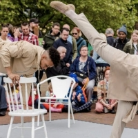 Without Walls Brings Outdoor Performances To Communities Most Impacted By Covid-19 Photo