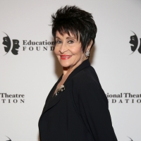 Chita Rivera Talks CHICAGO, WEST SIDE STORY and More on STARS IN THE HOUSE Photo
