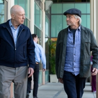Photo Flash: See Michael Douglas and Alan Arkin in the First Look at Season Two of THE KOMINSKY METHOD Photos