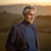 Andrea Bocelli Releases New Album 'Believe' November 13