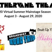 Weathervane Announces 2020 Virtual Summer Mainstage Season Photo