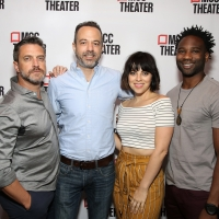 Photo Coverage: Meet the Cast of MCC's SEARED Photo