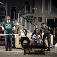 Photo Flash: First Look At THE FIRST DEEP BREATH at Victory Gardens Theater