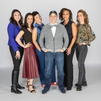 Photo Flash: Check Out Photos of the Cast of The Old Globe's HURRICANE DIANE Photo