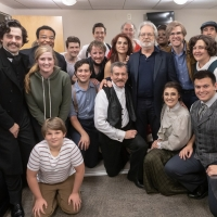 Photo Flash: John Weidman Visits Signature Theatre's ASSASSINS