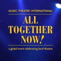 Paige Productions Presents MTI's ALL TOGETHER NOW! Next Month Photo