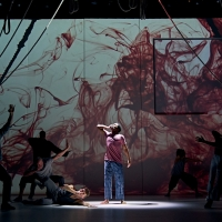 Photo Flash: First Look at the UK Tour of A MONSTER CALLS