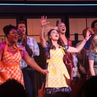 Photos: WAITRESS Company Takes First Bows at the Barrymore Theatre Photo