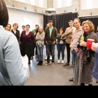 Photo Flash: Inside Rehearsals for TFANA's New York Premiere of Will Eno's GNIT Photo