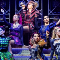 Photo Flash: Get a First Look at the Australian Cast of SIX in Action! Photo