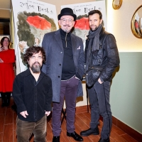 Photo Flash: Peter Dinklage and More at Opening Night of Hunter Theater Project's MAC BETH