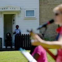 Photo Flash: Northern Stage Brings Music to People's Doorsteps Photo