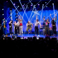 Photo Coverage: FREESTYLE LOVE SUPREME Celebrates Opening Night!