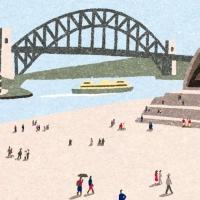 THE CITY Premieres at Sydney Opera House Photo