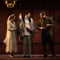 Photo Flash: First Look at LADY CHATTERLEY'S LOVER at the Shaftesbury Theatre