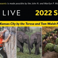 NATIONAL GEOGRAPHIC LIVE 2022 Speaker Series Announced at Kaufmann Center Photo