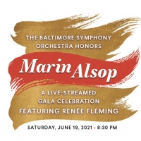 Baltimore Symphony Orchestra Celebrates Music Director Marin Alsop With THE MARIN FES Photo