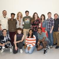 Photos: Go Inside Rehearsals for KIMBERLY AKIMBO Starring Steven Boyer, Victoria Clar Photo