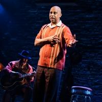 Photos: First Look at Ruben Santiago-Hudson in LACKAWANNA BLUES Photo