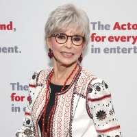 RITA MORENO: JUST A GIRL WHO DECIDED TO GO FOR IT Will Be Released June 18 Photo