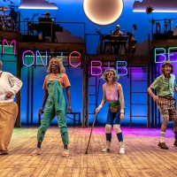 Photo Flash: First Look at MR. GUM AND THE DANCING BEAR at the National Theatre