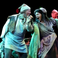 Photo Flash: North Shore Music Theatre's Production of A CHRISTMAS CAROL Photo