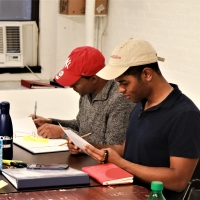 Photo Flash: First Rehearsal for Cherry Lane Theatre's ESAI'S TABLE Photo