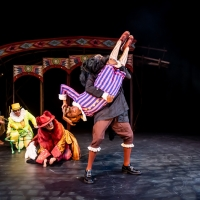 Photos: First Look at PINOCCHIO at Greenwich Theatre