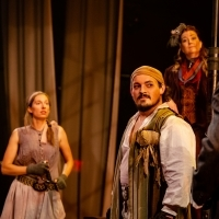 Photo Flash: First Look at TREASURE ISLAND at Synetic Theatre Photos