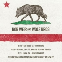 Bob Weir and Wolf Bros Announce New Fall Shows