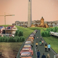 60 MILES BY ROAD OR RAIL Will Be Performed at Royal & Derngate in September Photo