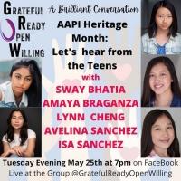 Sway Bhatia, Amaya Braganza, Lynn Masako Cheng, and More Will Take Part in AAPI HERIT Photo
