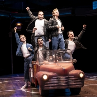 Photo Flash: Check Out Photos of GREASE Opening Tomorrow at the Marriott Theatre