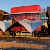 Mbuso Khoza and the Afrikan Heritage Ensemble Come to the Soweto Theatre Photo