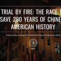 MOCA Marks 1-Year Anniversary Of Fire At Archives With Online Exhibition Photo