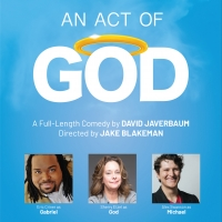 David Javerbaum'sAN ACT OF GODComes to MainStage Irving-Las Colinas Photo