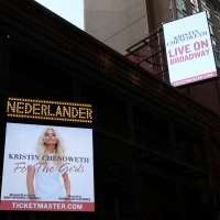 Up On The Marquee: Kristin Chenoweth Brings FOR THE GIRLS to Broadway Photo