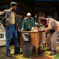 Photo Flash:  Seattle Rep's JITNEY