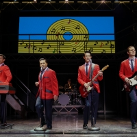 Photo Flash: Take a Look at New Photos of Aaron De Jesus, Keith Hines and More in JERSEY BOYS