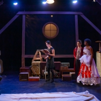 Photo Flash: First Look at LEAR: THAT OLD MAN I USED TO KNOW at A.R.T/New York Theatres