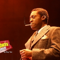 Photo Flash: First Look at DEATH OF A SALESMAN at the Piccadilly Theatre