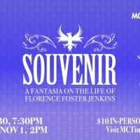 Missoula Community Theatre Presents SOUVENIR Photo