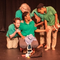 Photos: First Look at THE ZOMBIE LIFE at Firehouse Theatre Photos