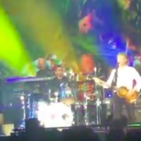 VIDEO: Paul McCartney Brings Ringo Starr on Stage During Concert in LA Photo