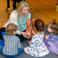 Early Childhood Open House Announces at Hoff-Barthelson Music School Photo