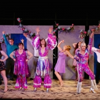 Photo Flash: Barn Players Present MAMMA MIA!
