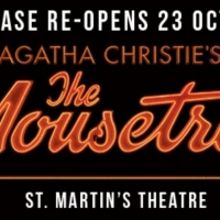 THE MOUSETRAP Announces Two Casts For its Return to London Photo