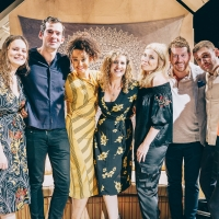 Photo Flash: Inside Press Night For HOW LOVE IS SPELT at Southwark Playhouse Photo