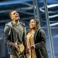Photo Flash: First Look at Frantic Assembly's I THINK WE ARE ALONE Photo